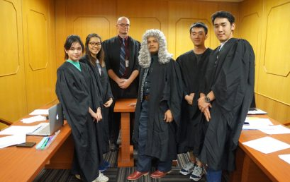 Mooting Session for Law Students