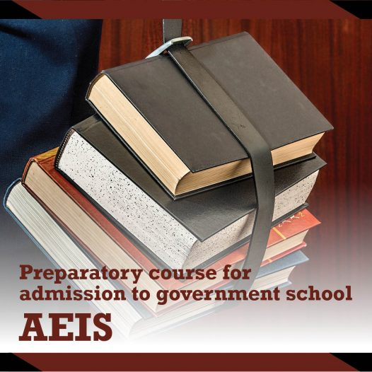 Preparatory Course for Admission to Government Schools (Primary 5)