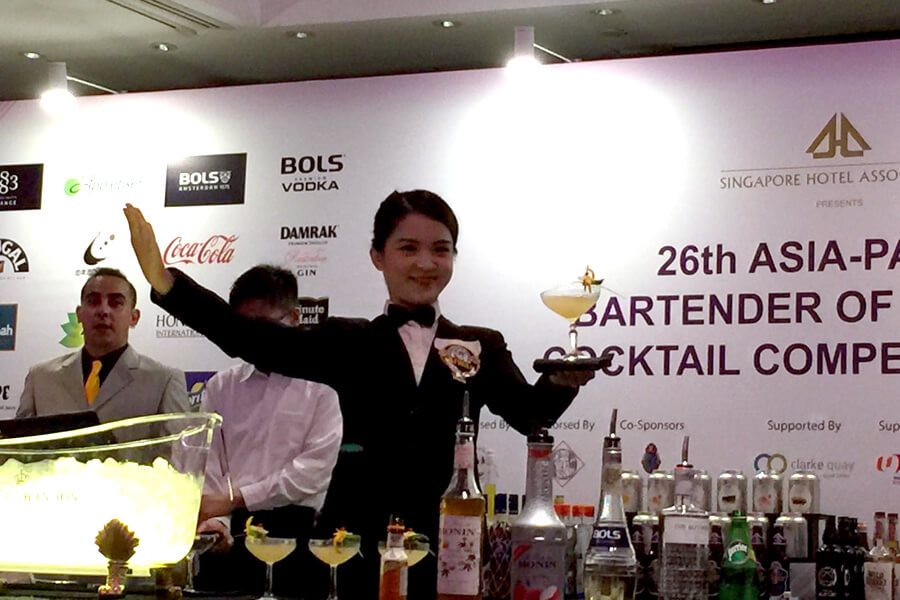 Bartender Competition @ ABSS Annual Dinner
