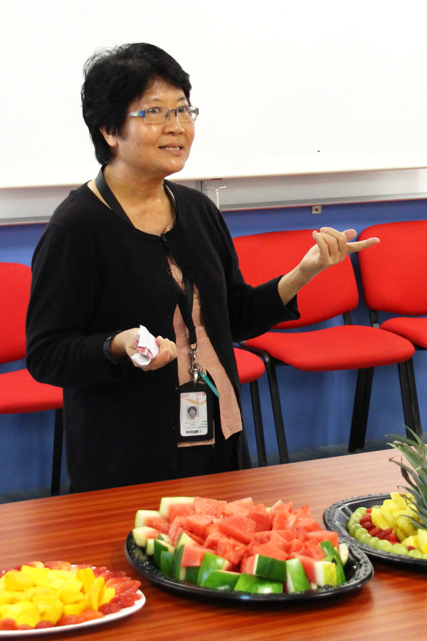Photo of Ms.Julia, TMC Academy Health Ambassador