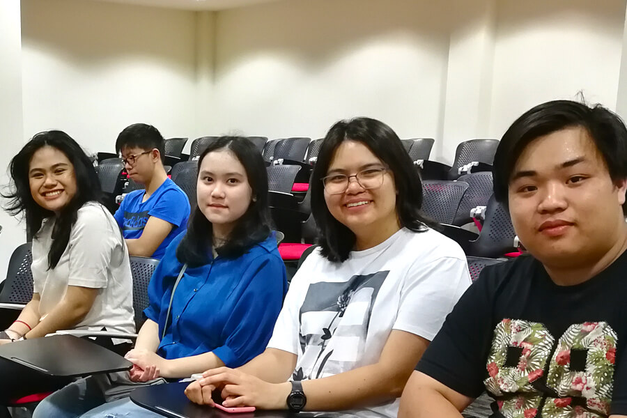 The Early Birds @ TMC Orientation March 2018