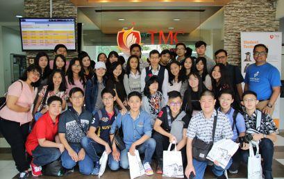 The TMC Academy Experience