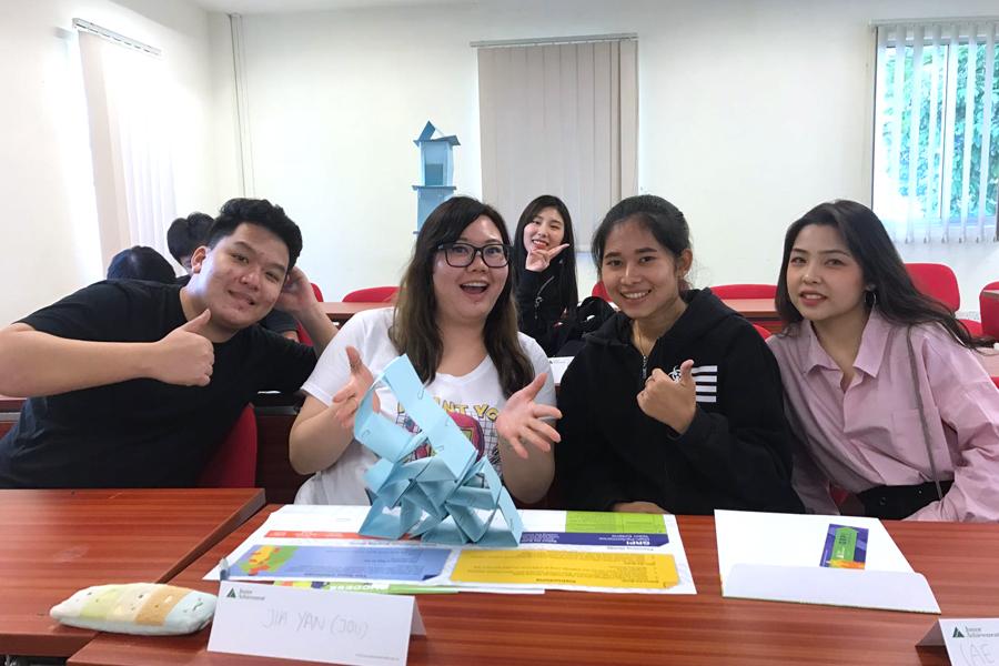 In-class Activities 01 @ Jumpstart Your Career Talk TMC Academy