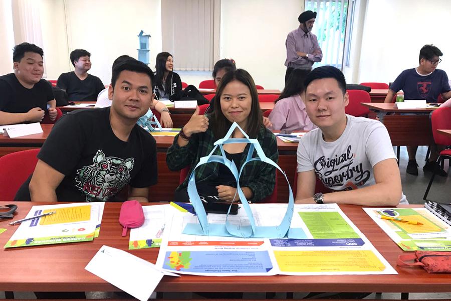 In-class Activities 04 @ Jumpstart Your Career Talk TMC Academy
