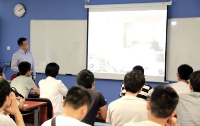 Changzhou Vocational Institute of Mechatronic Technology Visit