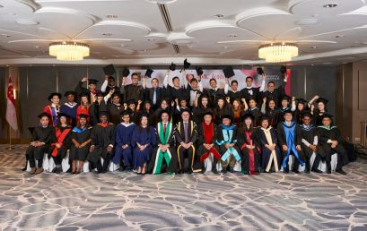 TMC Graduation Ceremony 2019 Open For Registration