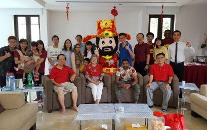 TMC Alumni Chinese New Year Gathering