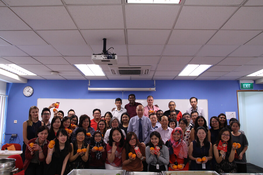 TMC CNY Lunch Group Photo