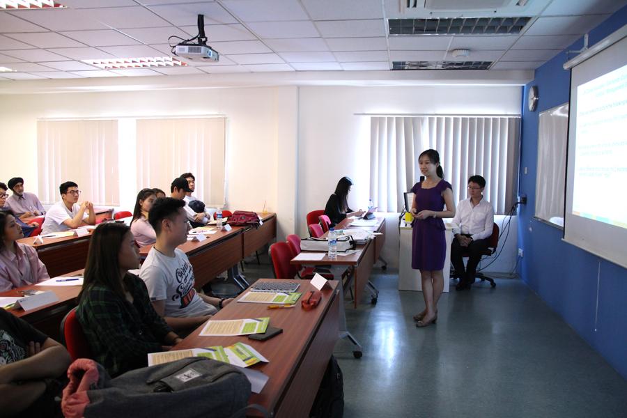 Paving way for the future @ Jumpstart Your Career Talk TMC Academy