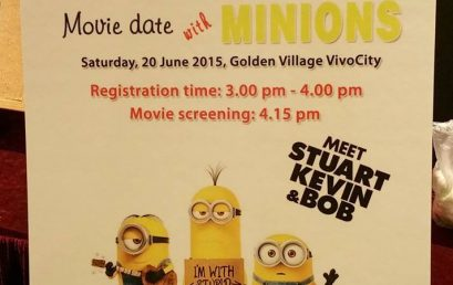 TMC Alumni – Movie Date with Minions