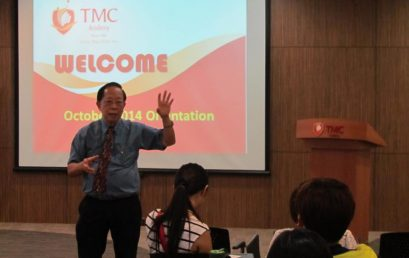 Orientation for Mid-term intake