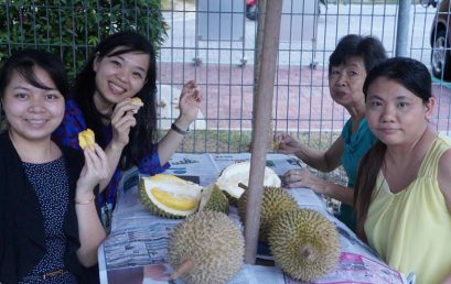 Durian Feast at TMC