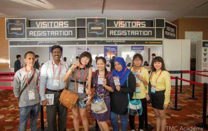 Mass Commucation BroadcastAsia 2015 visit
