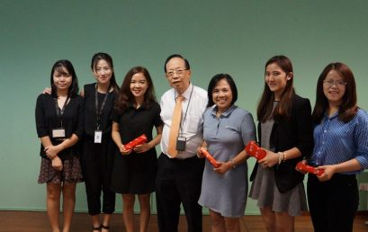 Visitors from Institutes of Economics Vietnam (27 July 2015)