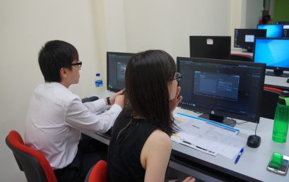 3D Modelling and Design Workshop