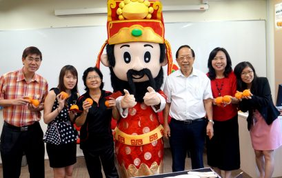 Chinese New Year Staff Lunch