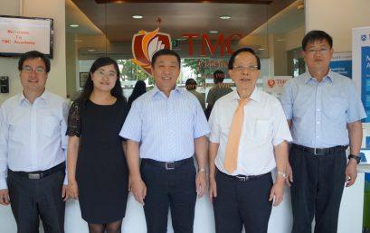 MOU Signing with Changzhi University, China
