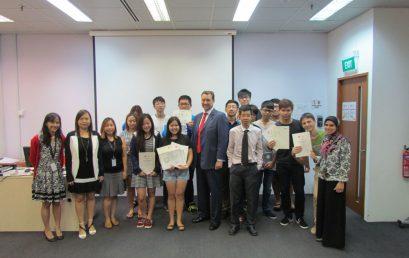 Monash College Award 2015