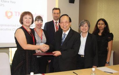 TMC and Singapore Psychological Society Student Membership Agreement