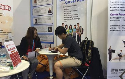 STJobs Career & Development Fair 2016
