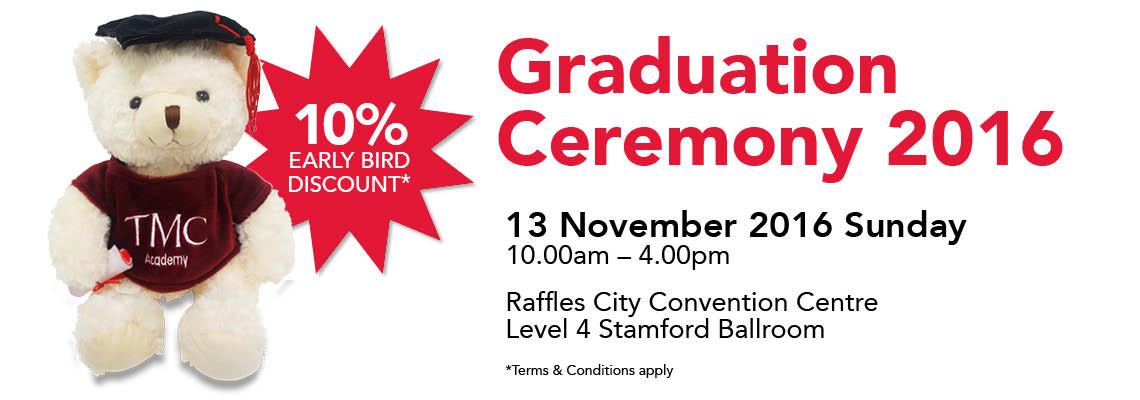 TMC Graduation Ceremony 2016