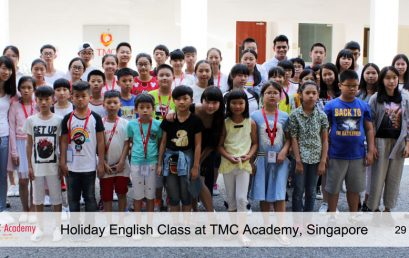 Holiday English Course Certificate Presentation