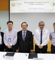 TMC-IPRS Student Chapter Launch