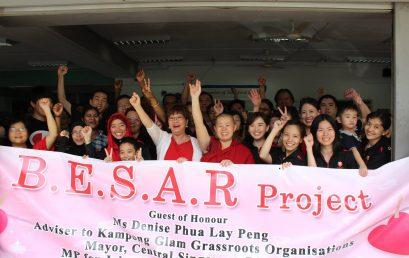 BESAR Project (18 Sept)
