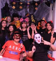 Halloween in TMC (21 Oct)
