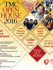 TMC Open House 2016