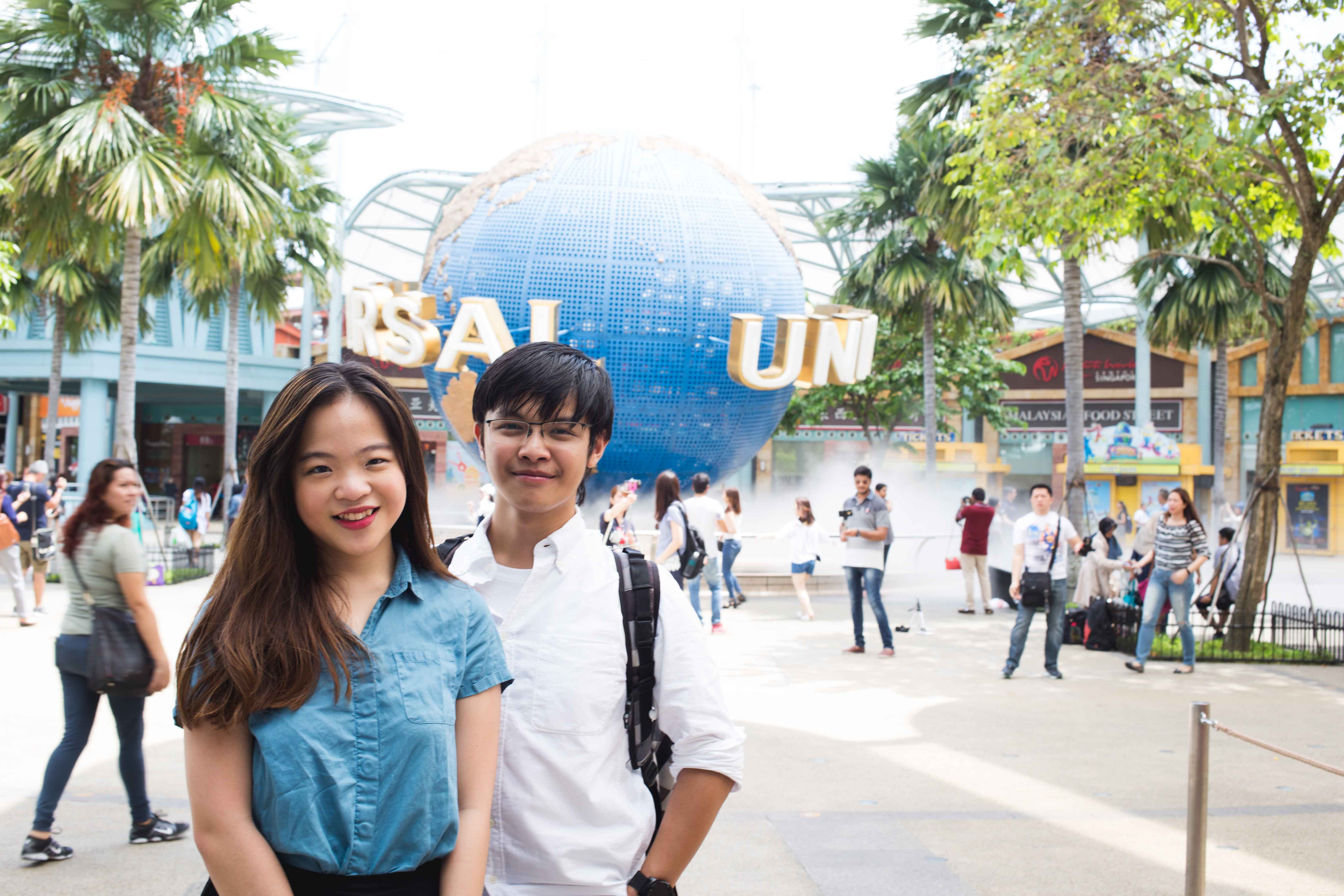 Universal Studio Singapore   TMC Academy