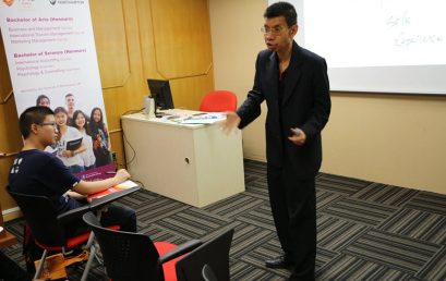 Effective Resume Writing by Mr Raymond Loh
