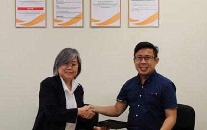 Memorandum of Understanding between Singapore Duck Tours Pte Ltd and TMC Academy