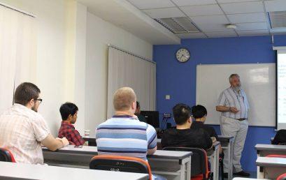 Understanding Cybercrime by Professor Lachlan MacKinnon