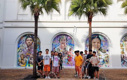 Field Trip to Singapore Arts Museum