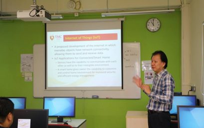 Web Development Technology by Mr. Chiew Chin Pheng