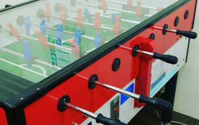 Foosball Soccer Table @ Student Lounge