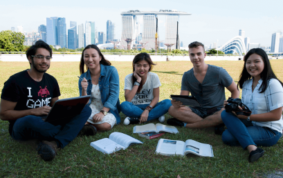 Study English in Singapore
