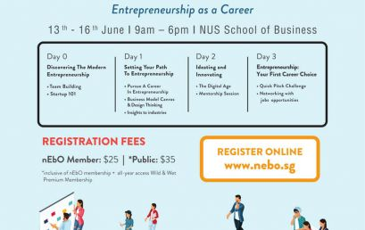 nEbO Youth Entrepreneurship Symposium (YES) 2017