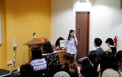 Singapore Psychological Society – Psychology Week Seminar 2017