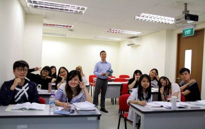 Laying a strong foundation for your studies in Singapore and Internationally