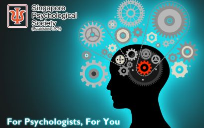 Singapore Psychological Society – Psychology Week Seminar