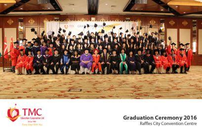 TMC Graduation Ceremony 2017