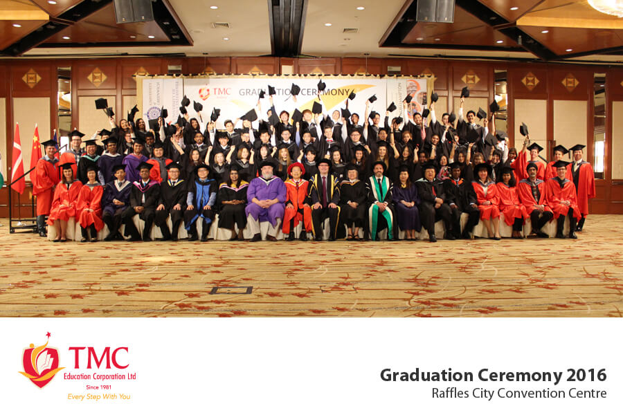 TMC Graduation Ceremony 2017
