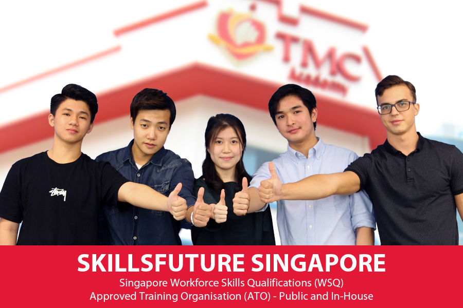 TMC Academy – Approved WSQ Training Organisation
