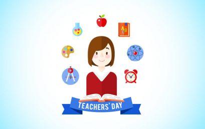 A Teacher's Day Tribute