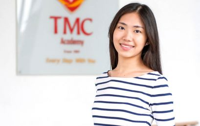 Student Feature – Seraphina Teo