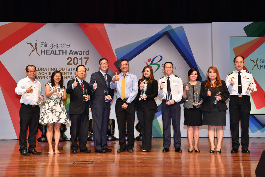 TMC Academy Clinches Singapore HEALTH Awards (SHA) Excellence Award