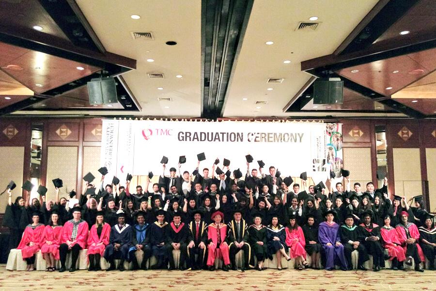 TMC Academy Graduation 2017