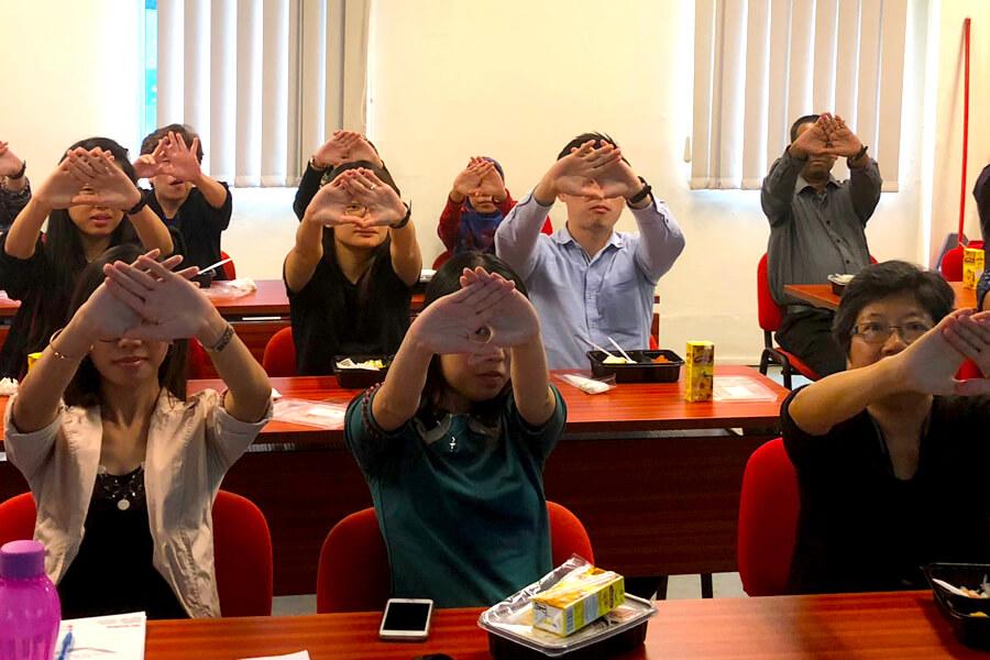 What an Eye-Opener – An Eye Care Lunch Talk